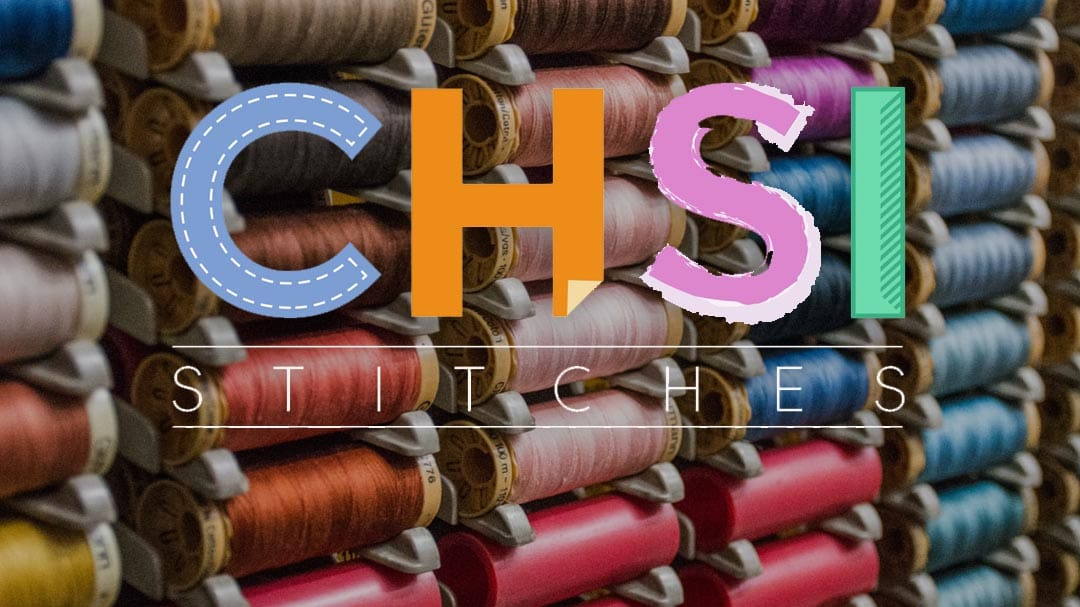 CHSI Stitches 2020!