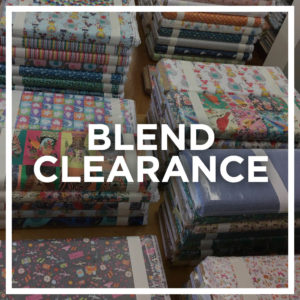 Blend Clearance