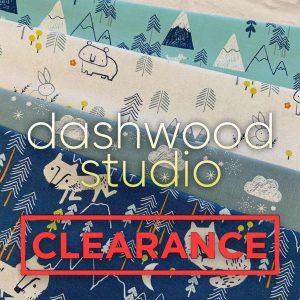 Dashwood Studio Clearance