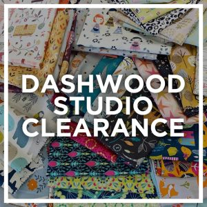 Dashwood Studio Clearance