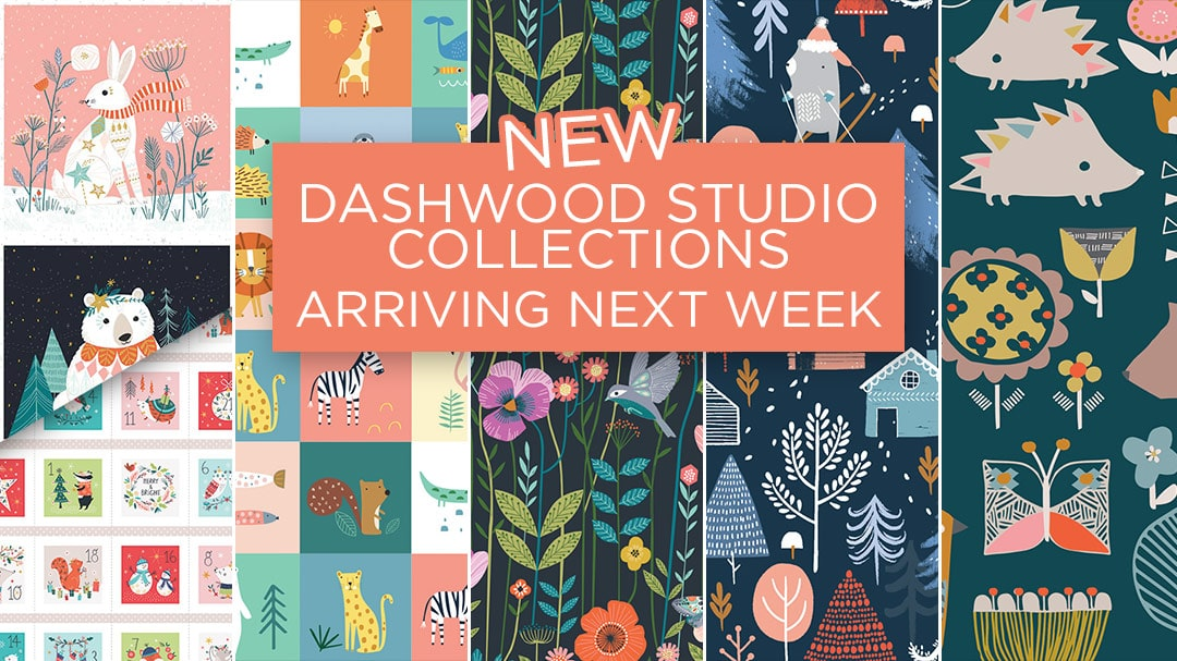 Dashwood Studio New Collections In Stock!