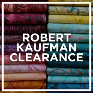 Robert Kaufman Clearance